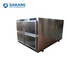 Refrigerador da morgue da emergência SKB-7A004 para o hospital