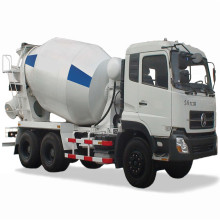 8 Cubic Meters Concrete Mixer Truck For Road