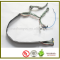 Engraving machine FC and bullet terminal cable assembly for signal transmission