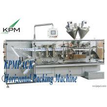 Sistema de Equipamentos de Embalagem Horizontal / Máquinas de Embalagem e Selagem