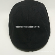 Casquette de lierre noir adulte concise fabriquée en Chine