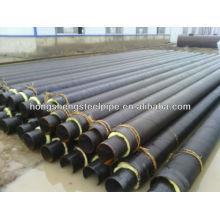 Tubulação de aço sem emenda da isolação térmica