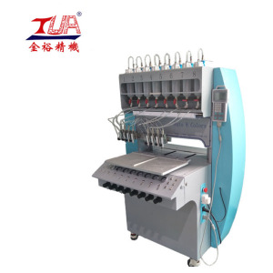 Dongguan Jinyu Automatic PVC Zipper Puller Machine