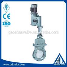 Válvula de compuerta hidráulica de cuchilla hidráulica