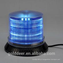 Auto Strobe lâmpadas Led azul farol luz para ambulância