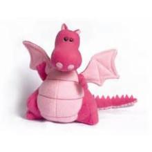 Juguete suave gigante personalizado juguete de peluche de dragón encantador