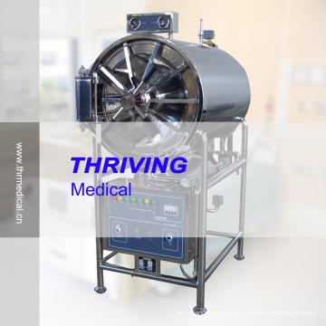 Esterilizador do vapor da pressão da alta qualidade do aço inoxidável (THR-YDC)