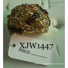 Anneau de diamant / Anneau de mode / bijoux en anneau (XJW1447)