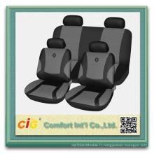 Prix compétitif PU PVC Leather Look Car Seat Covers