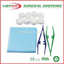 Henso Conjunto básico médico de la preparación