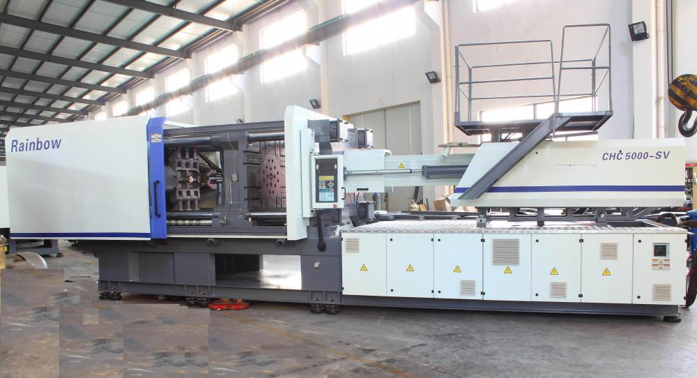 500 Ton High Performance Injection Molding Machine