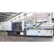 Macchina di stampaggio ad iniezione per servomotore da 500 tonnellate