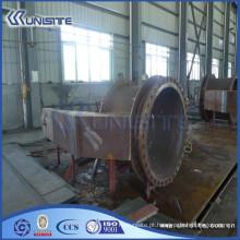 Junta de aço para tubo de sucção na draga TSHD (USC8-001)