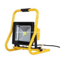 COB 30W recargable luz portátil de trabajo LED (F30CA)
