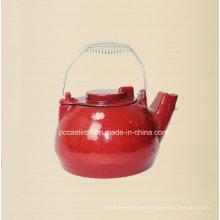 Emaille Gusseisen Teekanne FDA zugelassenen Fabrik