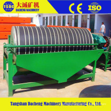 Wet and Dry Magnetic Separator for Mineral Plant