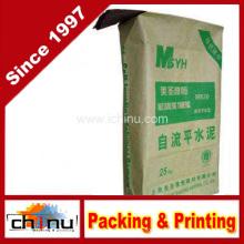 Цементный бумажный мешок (2417)