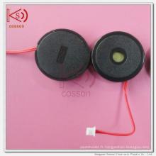 Buzzers piézoélectriques Passive 3309 Disque externe Piezo Ceramic Buzzer