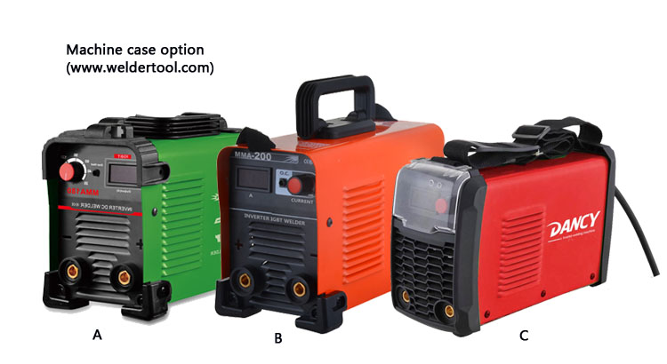 High quality MMA 160P dc inverter arc welder machines