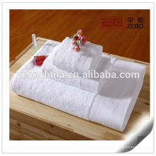Combed Cotton 16S Super Quality Five Star Hotel Bathroom Towel Set