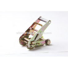 2'' 10000Lbs short narrow handle ratchet buckle with double locking