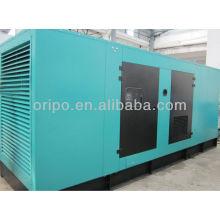 Diesel generat 625kva silencioso tipo gerador 60Hz