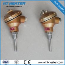 Sensor de temperatura fixa em aço inoxidável