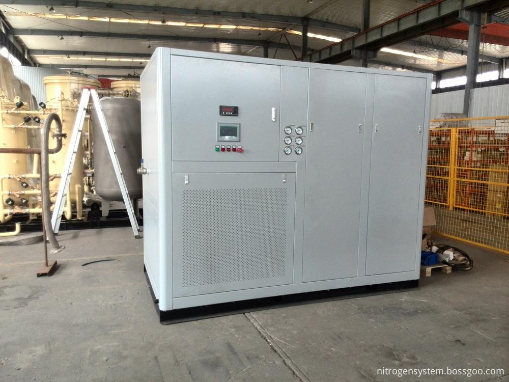 Laser cutting nitrogen generator