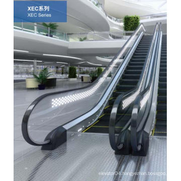 Advancing Escalator with Integrated Drive Inside