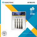 Rongpeng RP7002 4PCS Chisels Air Tool Kits