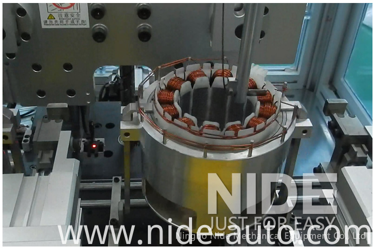 motor stator bldc-winding-machine102