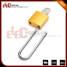 Elecpular Последние продукты ISO Oem Поставщик алюминиевый корпус Padlock с ключом