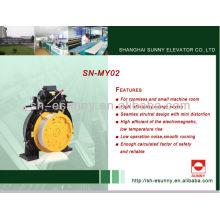 Aufzug Maschine motor Vvvf heben Zugmaschine SN-MY02
