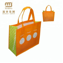 color printed square bottom pp woven grocery bags malaysia