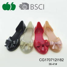 Ladies Cheap Fashion Durable Pvc Sandals