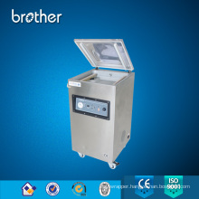 Hot Sale Single Vacuum Chamber Fish Rice Meat Sea Food Saver Vacuum Packing Machine Packer