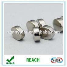N35 магнит неодимовый 8 мм х 2 мм