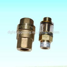 check valve for compressor/air compressor check valve of air compressor spare parts