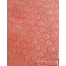 AA Grade Single Side Anti-Rutsch-Folie konfrontiert Sperrholz 1220 * 2440mm