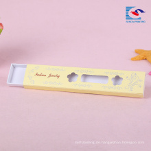 Modeschmuck Schublade mit Fenster für Halskette