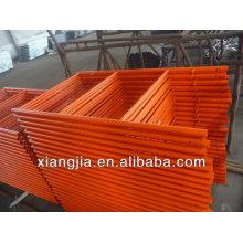 Cadre chaud d'échafaudage de cantilever de ventes pour la construction