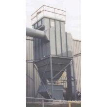 Colector de polvo industrial Filtro de bolsas, eliminación de polvo