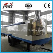 Máquina de formação de rolo de telhado de grande extensão / Máquina de formação de rolo de folha de telhado de curvatura