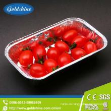 China Professioneller Aluminiumfolie-Behälter-Hersteller