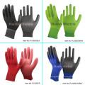 Nmsafety Palm Fit PPE Guante de trabajo de poliuretano blanco