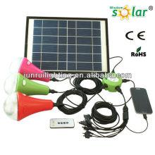 Hot Verkauf CE solar smart LED Hausbeleuchtung; solar Hand lamp(JR-SL988)