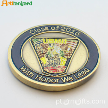 Custom Coins Maker com Soft Enamel