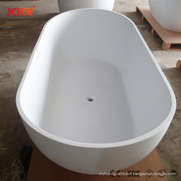 CE / SGS Bon marché baignoire usine prix 1200mm baignoire autoportante circulaire