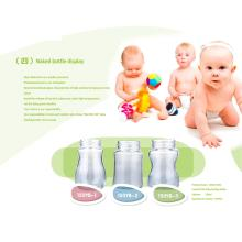Borosilicate Glass Baby Feeding Bottle 60ml-240ml