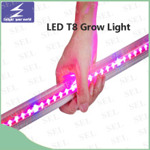 85-265V 10W 18W T8 LED crecen la lámpara